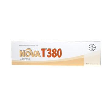 Nova T 380, Cu380Ag, wkładka antykoncepcyjna, 1 szt.