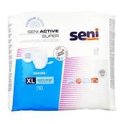 Seni Active Super, majtki chłonne, rozmiar XL, 10 szt.