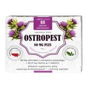 Ostropest 80 mg Plus, tabletki powlekane, 60 szt.
