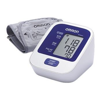 Ciśnieniomierz Omron M2 Basic, automatyczny, naramienny