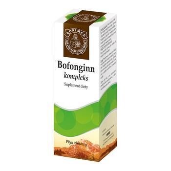 Bofonginn kompleks, syrop ziołowy, 350 g