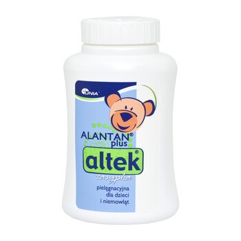 Alantan plus, altek, zasypka, 50 g
