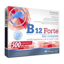 Olimp B12 Forte Bio-Complex, kapsułki, 30 szt.