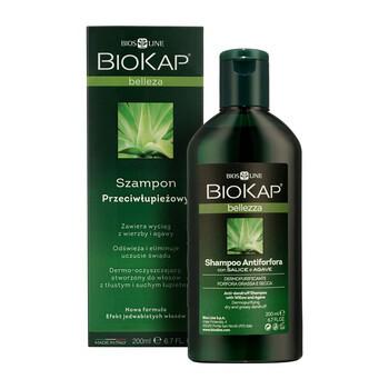 Biokap Belleza, szampon przeciwłupieżowy, 200 ml