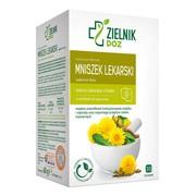 ZIELNIK DOZ Mniszek lekarski, zioła do zaparzania, 2 g, 30 saszetek