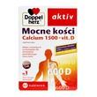 Doppelherz aktiv Mocne kości, Calcium 1500 + witamina D, tabletki, 60 szt.