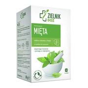 ZIELNIK DOZ Mięta, zioła do zaparzania, 2 g, 30 saszetek