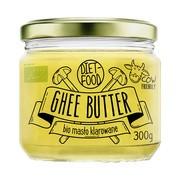 Diet-Food, Bio ghee - masło klarowane, 300 g