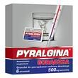 Pyralgina Gorączka, 500 mg, granulat w saszetkach, 6 szt.