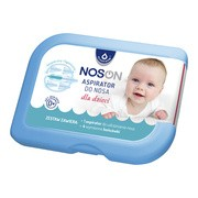 Noson, aspirator do nosa dla dzieci, 1 szt.
