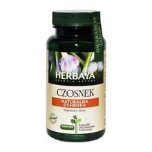 Herbaya Czosnek Naturalna Ochrona, kapsułki, 60 szt.