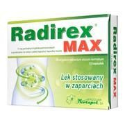 Radirex MAX, kapsułki twarde, 10 szt.
