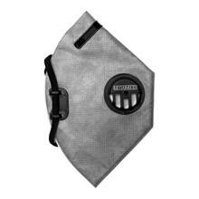 Miamed PM1, maska antysmogowa, płaska, 1 szt.