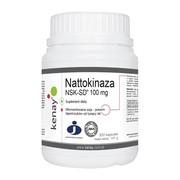 Nattokinaza 100 mg NSK-SD, kapsułki, 300 szt.