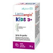 Lactoangin KIDS, spray do gardła o smaku czarnej porzeczki, 30 g