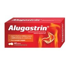 Alugastrin, 340 mg, tabletki do rozgryzania i żucia, 40 szt.