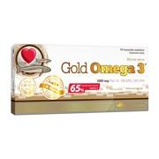 Olimp Gold Omega 3, kapsułki, 60 szt.