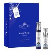 Zestaw Promocyjny Clochee Facial Skin Care Set, krem nawilżająco-ujędrniający, 50 ml + serum silnie nawilżające, 30 ml