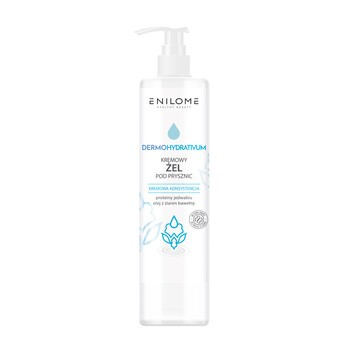 Enilome Healthy Beauty Dermohydrativum, kremowy żel pod prysznic, 400 ml