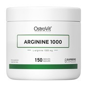OstroVit Arginine 1000, kapsułki, 150 szt.