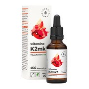 Witamina K2mk7, płyn, 30 ml