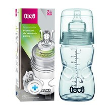 Lovi, butelka samosterylna, szerokootworowa, 250 ml