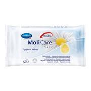 MoliCare Skin Hygienic Wipes, chusteczki wilgotne do higieny, 10 szt