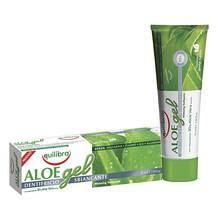 Equilibra, pasta do zębów wybielająca, żel aloesowy, 75 ml