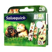 Salvequick, plastry, Animal Planet, 20 szt.