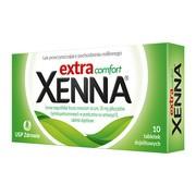 Xenna Extra Comfort, tabletki drażowane, 10 szt.