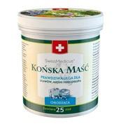Herbamedicus SwissMedicus, szwajcarska maść końska, chłodząca, 500 ml