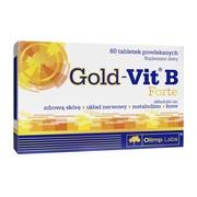 Olimp Gold Vit B Forte, tabletki powlekane, 60 szt.