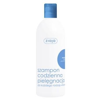 Ziaja, szampon, codzienna pielęgnacja, jojoba, 400 ml