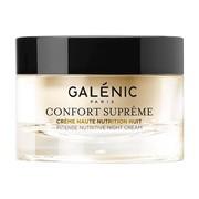 Galenic Confort Supreme, intensywnie odżywiający krem na noc, 50 ml