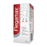 Flegamax, 50 mg/ml, roztwór doustny, 120 ml