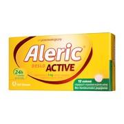 Aleric Deslo Active, 5 mg, tabletki ulegające rozpadowi w jamie ustnej, 10 szt.