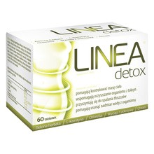 Linea detox, tabletki, 60 szt.