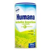 Humana, herbatka koperkowa z kminkiem, granulat, 4 m+, 200 g