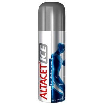 Altacet Ice, spray chłodzący na urazy, 130 ml