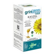 GrinTuss Adult, syrop na kaszel suchy i mokry, 210 g