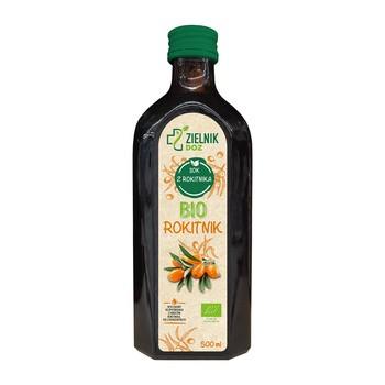 ZIELNIK DOZ BIO Rokitnik, sok, 500 ml
