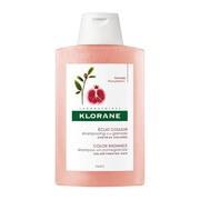Klorane, szampon na bazie wyciągu z granatu, 400 ml