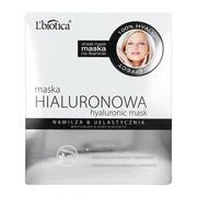 L`Biotica Maska Hialuronowa na tkaninie, 23 ml