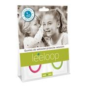 Leeloop, gumki do włosów przeciw wszom, 4 szt.