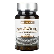 Singularis Witamina K2 MK-7 (100 mcg), kapsułki miękkie, 120 szt.