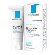 La Roche-Posay Toleriane Sensitive Riche, krem nawilżający, 40 ml