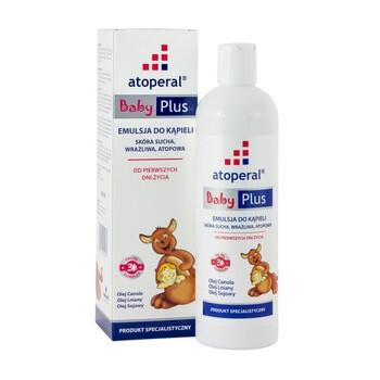 Atoperal Baby Plus, emulsja do kąpieli, 200 ml
