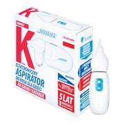 Aspirator do nosa, Novama White K, elektroniczny, 1 szt.