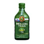 Mollers Tran Norweski naturalny, płyn, 250 ml