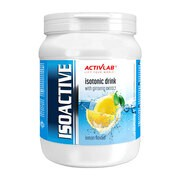 Isoactive, smak cytrynowy, 630 g